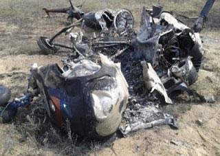 Прокуратура вынесла обвинение по факту падения вертолета в Голопристанском районе