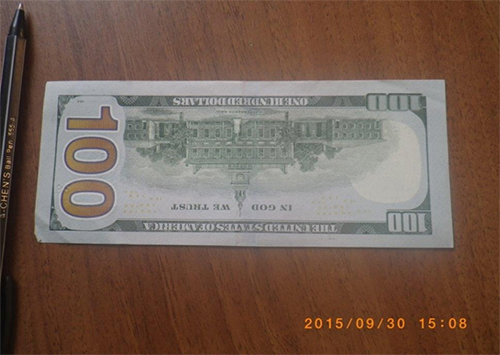На адмінмежі з Кримом громадянин  давав 100 доларів хабара