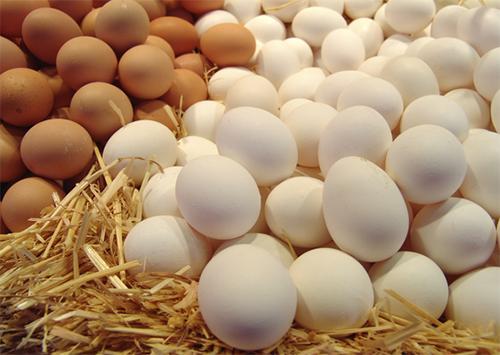 Что, и яйца теперь будем есть только по праздникам?!