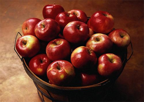 В Херсоне задержан похититель яблок