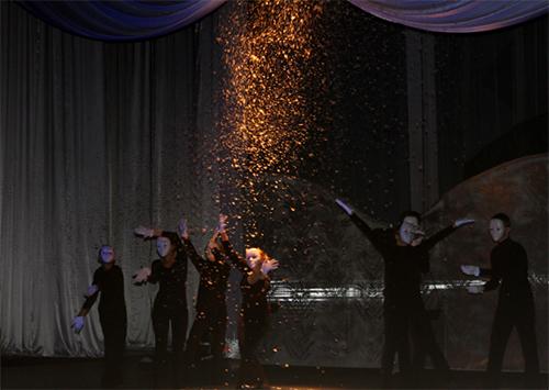 Театральне побачення в Херсоні пройшло на славу