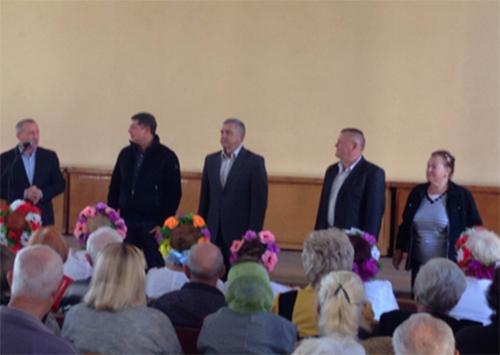 Лидеры «Оппозиционного блока» в Херсоне поздравили ветеранов
