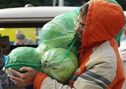 Ціни на овочі на Херсонщині знизилися через блокаду Криму