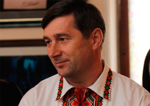 Александр Книга возглавил список партии  УКРОП в Херсонский облсовет