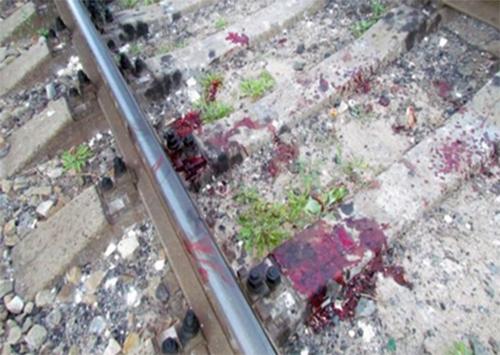На Херсонщине пенсионер бросился под поезд