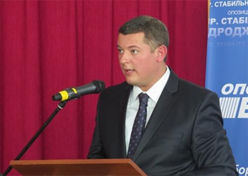 Егор Устинов: На Херсонщине «всё под контролем»!?