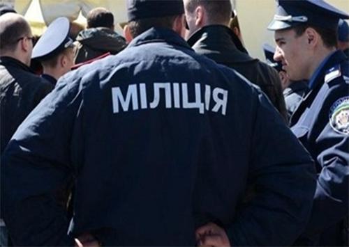 Членов избиркома на Херсонщине ловили с милицией