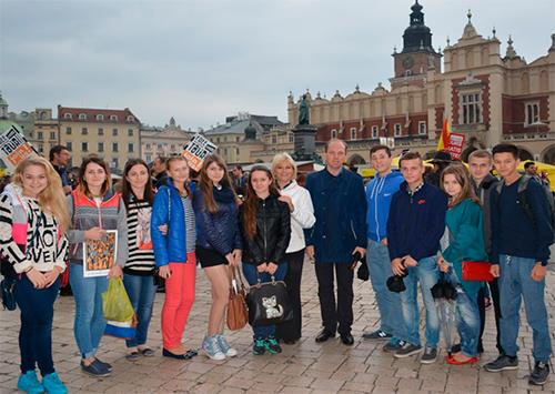 Херсонская школа на пути евроинтеграции