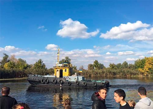 Алёна Ротова: Цюрупинск снова может стать городом на реке