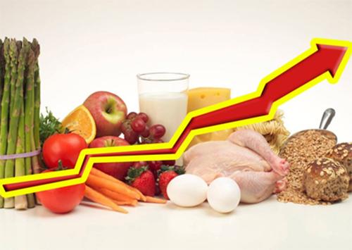 Вартість харчів на Херсонщині продовжує зростати