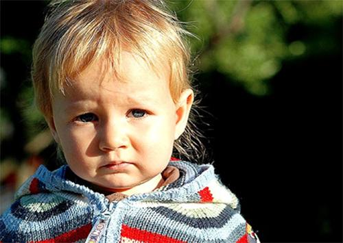 На Херсонщине воры детей не жалеют