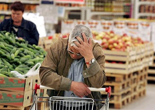 Цены бьют херсонцев по голове