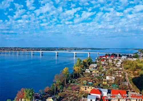 Херсон должен стать единым транспортно - логистическим центром Юга Украины