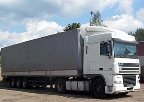 Криминальные каскадеры потрошат грузовики на Херсонщине
