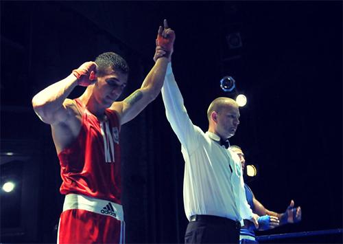 Артем Соловьев: «Бокс для меня – дело всей жизни!»