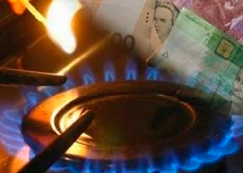 Заборгованість  мешканців області за газ складає понад 50 млн. грн.