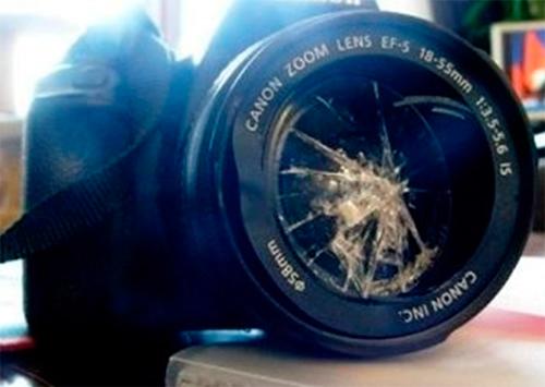 В Цюрупинске угрожают журналистам