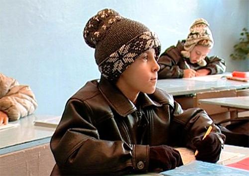 Уроки в холодных классах подрывают здоровье юных херсонцев