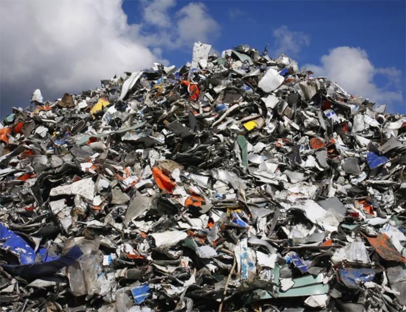 Місто на Херсонщині в сміттєвій облозі