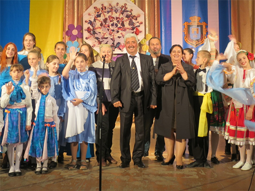 Какой бывает «Дружба народов» в Херсоне