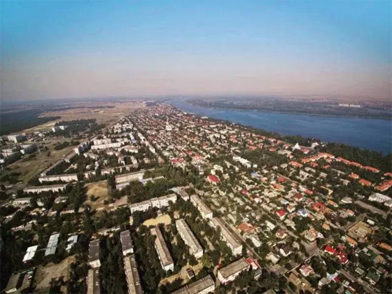 Бараки Новой Каховки останутся «историческими»