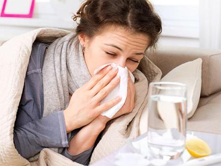 Херсонщина вступает в сезон простуд и гриппа