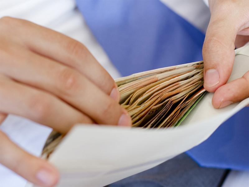 Про стан легалізації заробітної плати на Херсонщині