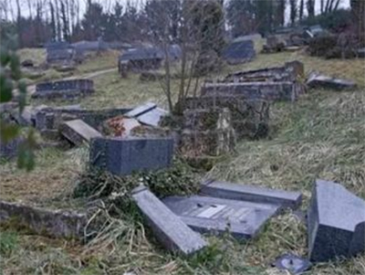 На Херсонщине лицеист оказался осквернителем могил