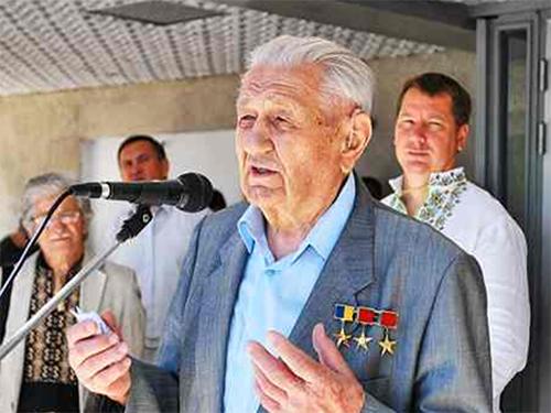 Легенда Херсонщины: к 90-летию со дня рождения Д.К. Моторного