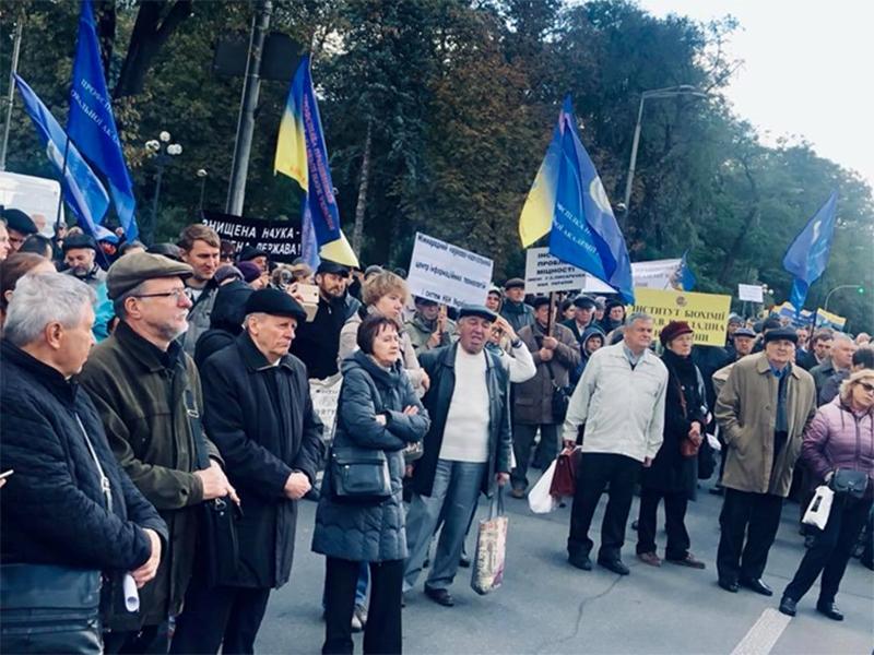 Нардеп Співаковський: Комітет з питань науки і освіти - на стороні освітян
