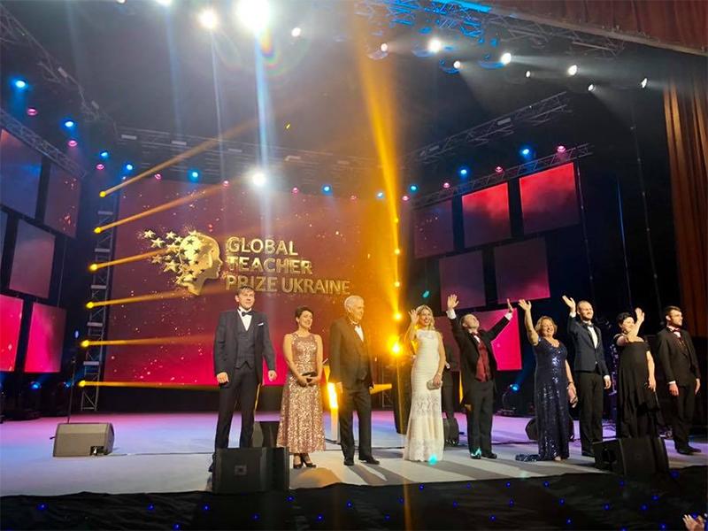 Херсонська вчителька увійшла до топ-10 щорічної національної премії для вчителів-агентів освітянських змін