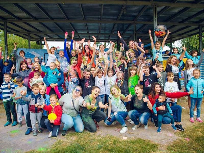«Дунапак-Таврия» провела эко-обучения детей на Херсонщине