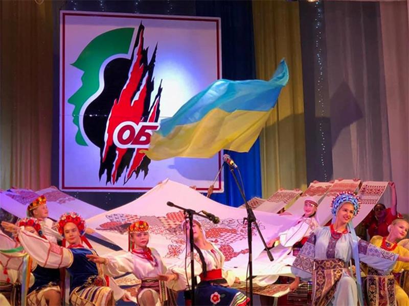 """Юрій Рожков підтримує  """"Оберіг"""" на Херсонщині"""