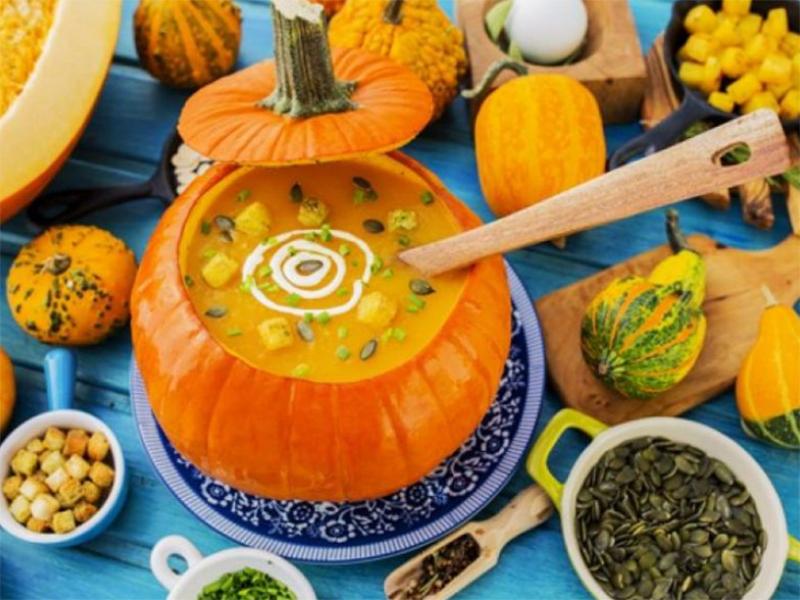 В Херсоне отпразднуют украинский Хеллоуин с лешими, чертями и ведьмами