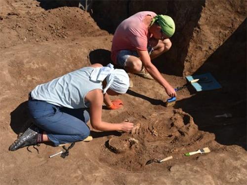 Чим морський курорт на Херсонщині зацікавив археологів