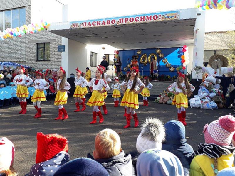 Ювілей школи в Олешківському районі