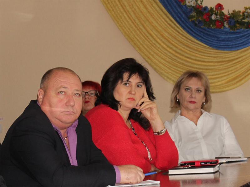 В Олешківській райраді розглянули питання реформування медицини