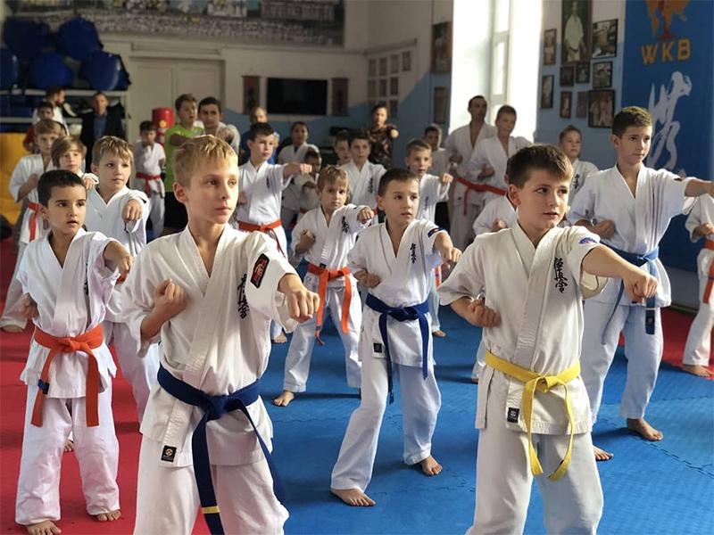Юрій Рожков: Розвиток спорту на Херсонщині - один з пріоритетів в моїй діяльності
