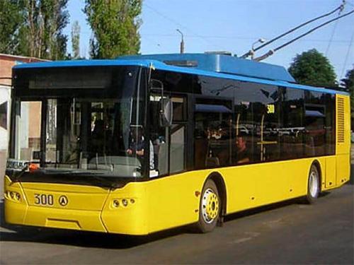 Олена Урсуленко: Новим якісним сучасним тролейбусам у Херсоні бути