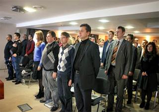 Комитет избирателей Украины требует выборов в Херсоне