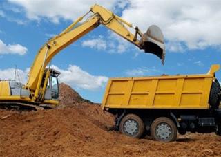 На Херсонщине продолжают добывать песок. Теперь – в Геническом районе