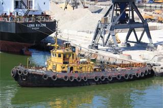 Скадовск и Мариуполь дружат портами