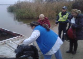У Херсоні врятували життя жінки, яка стрибнула з мосту в річку Дніпро