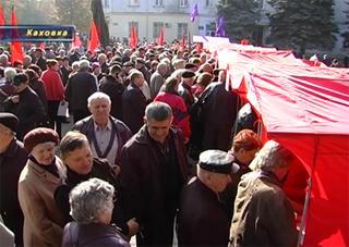 Комуністи впевнені: «Заграница нам не поможет»