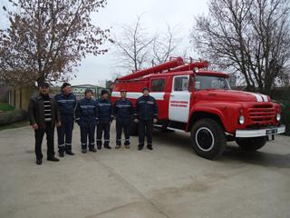 Подія обласного значення: запрацювала пожежна команда
