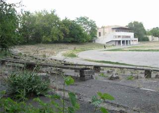 «В центре Херсона – не стадион, а свалка»