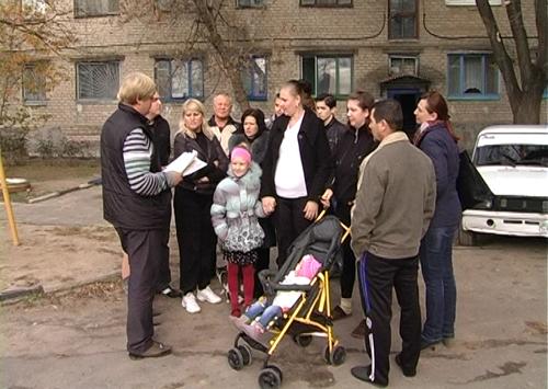 Борьба жильцов общежития в Херсоне продолжается