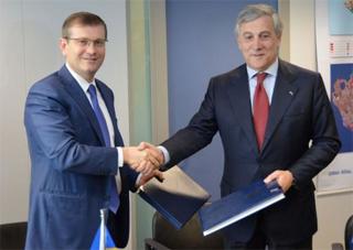 Україна парафувала з ЄС Угоду про Спільний авіаційний простір
