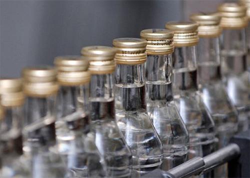 В херсонских аптеках будут торговать водкой?