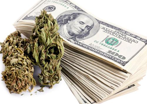 У херсонских наркоторговцев изъяли «дури» почти на миллион гривен